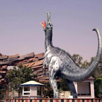 1 Day'S Tour To Jurasik Park, Sonipat (Rides & Water Park) With Dlx Bus & Lunch