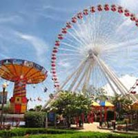1 Day'S Tour To Adventure Island, Rohini With Dlx Bus & Lunch