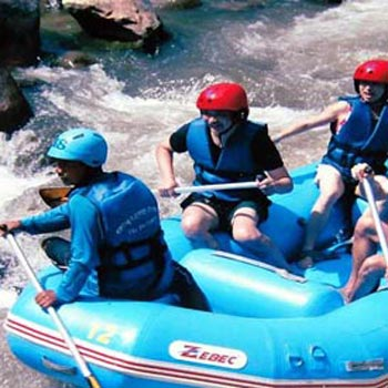 Rafting in Darjeeling