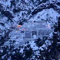KASHMIR WITH VAISHNODEVI