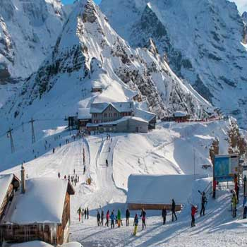Himachal with Shimla Manali Dalhausie  8 Days / 07 Nights Tour