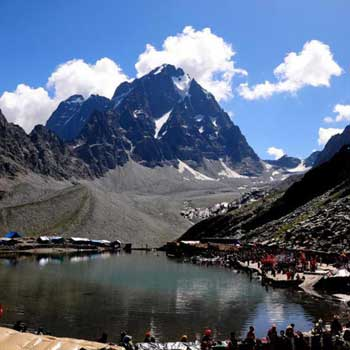 Himachal with Shimla Manali Chandigarh 7 Days / 06 Nights Tour