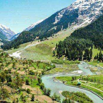 Kashmir Delight Package
