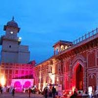Pink City (Jaipur) by Cab Tour