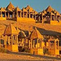 Grand Rajasthan Tour Package by Cab