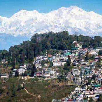 Gangtok - Lachen - Lachung - Pelling - Darjeeling Tour
