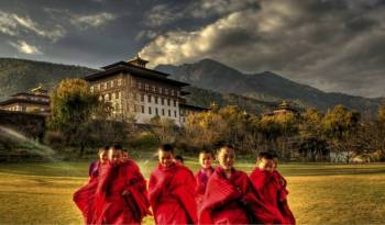 Land of Thunder Dragon Bhutan Tour
