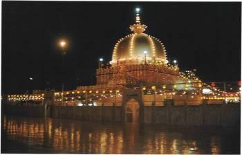 Jaipur-Ajmer-Pushkar-Agra-Mathura Tour.