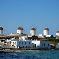 Greece holiday package with Plan Journeys Tour