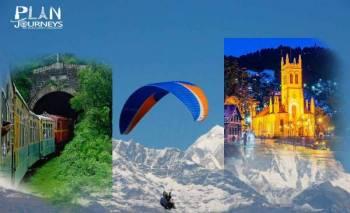5 Nights 6 Days Shimla Manali Tour Package