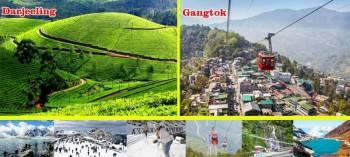 Himalayan Tranquility (gangtok 2n - Darjeeling 2n)