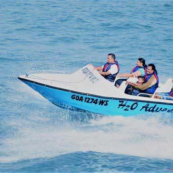 Adventure Party Boat Tour