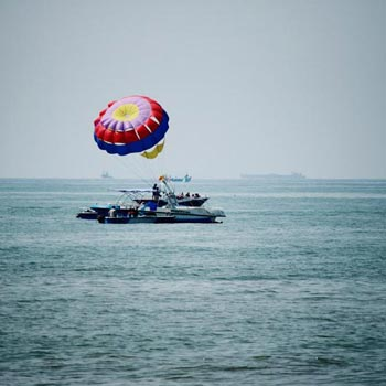Watersport In Goa Tour