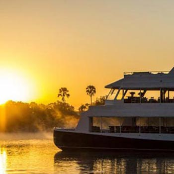 Sunset Boat Cruise in Goa Tour