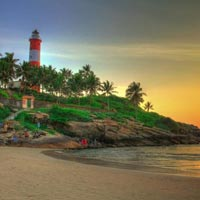 Kerala Beach & Monuments Tour Package