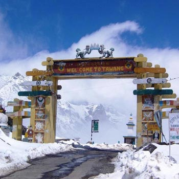 Assam-Arunachal Tour Package