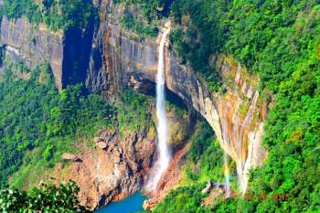 3 Nights 4 Days Meghalaya Tour