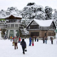 Shimla Manali Volvo Packages