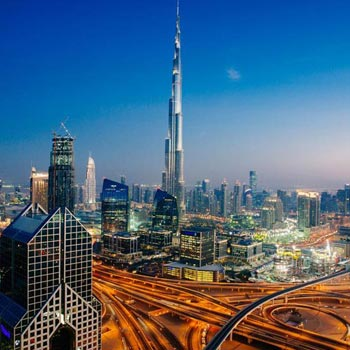 Exciting Dubai 5* Hotel Package for 4N
