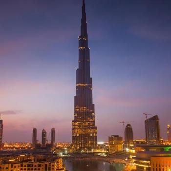 Cheap 3 Nights Package In Dubai