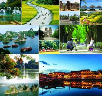 10- Day Tour Across Vietnam By Air-conditioned Trains