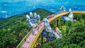 6 Days Golden Bridge Ba Na Hills