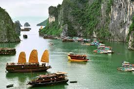 6 DAYS TOUR HANOI – NINH BINH - HALONG BAY