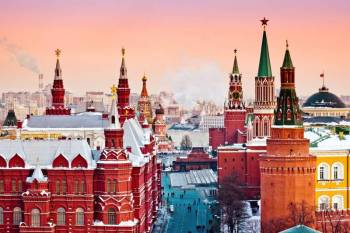 Russia Tour 6 Nights / 7 Days