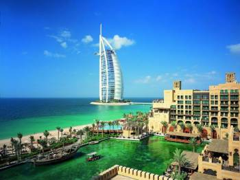 DUBAI PACKAGE 4 Nights / 5 Days
