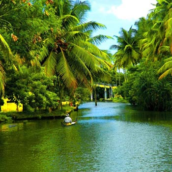 Enchanted Kerala With Kanyakumari  8N & 9D Tour
