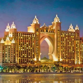 Dubai Extravaganza Package