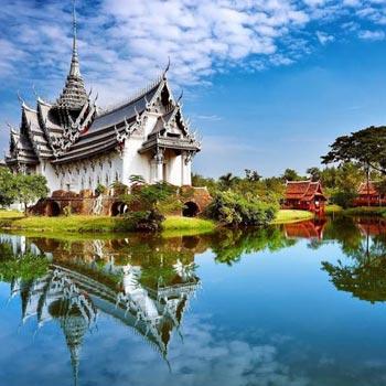 Inviting Bangkok and Pattaya - Deluxe Package