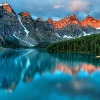 Classic Canadian Rockies Package