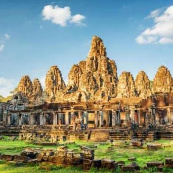 Utopian Cambodia Honeymoon Tour