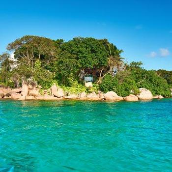 Seychelles Mahe Tour