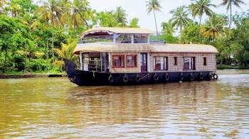 Cochin with Alleppey Tour