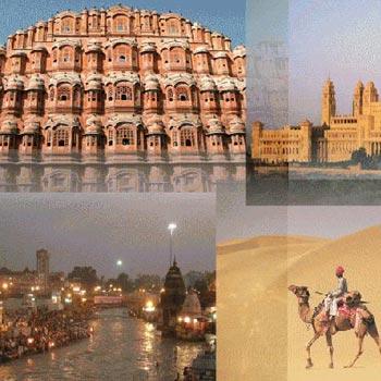 Classical India Tour