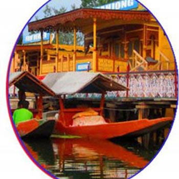 Kashmir Tour with Golden Triangle