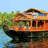 Kerala Boathouse Tour