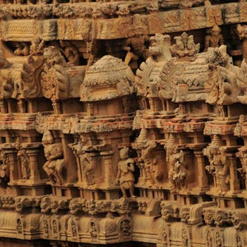 South India Temple Tour of India