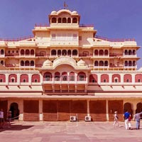 City Palace at Jaipur
