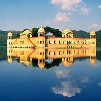 Lake Palace at Jaipur
