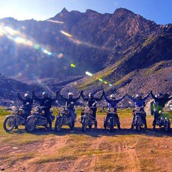 Leh Bike Tour