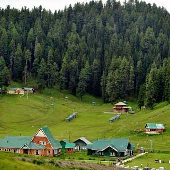 LTC 80 Packages | LTC Package for Kashmir Tour