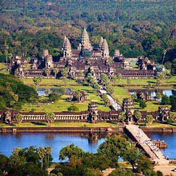 Angkor Wat - Cambodia Tour