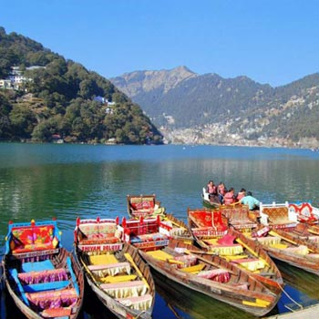 Uttaranchal Tour 4 Days