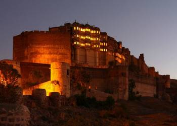 Jodhpur- Jaisalmer- Jaipur Tour