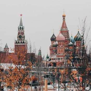 Russia Tour Package 5N/6D