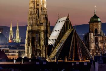 Budapest, Prague,  Vienna Tour Package