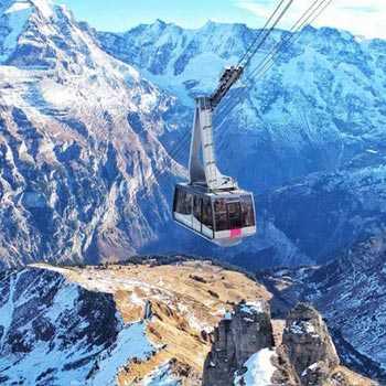 Switzerland Tour Package 6N/7D